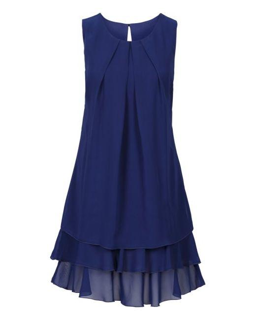 bonprix | Женское Мятный Пастельное Шифоновое Платье