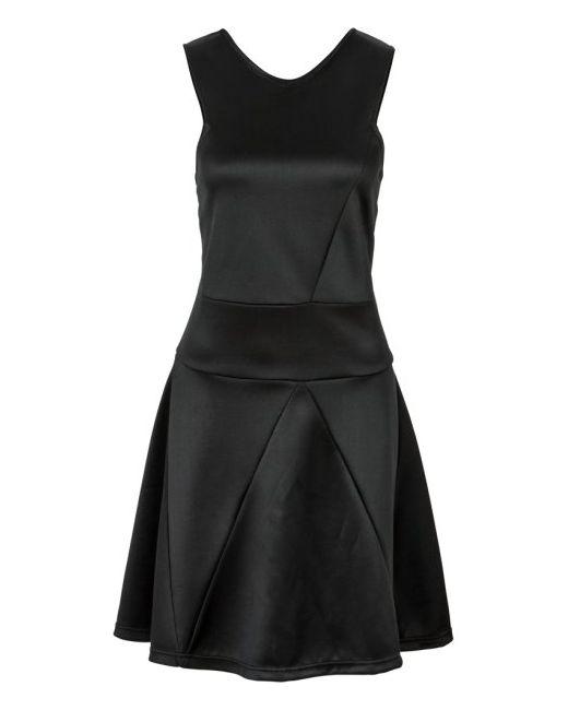 bonprix   Женское Чёрное Трикотажное Платье