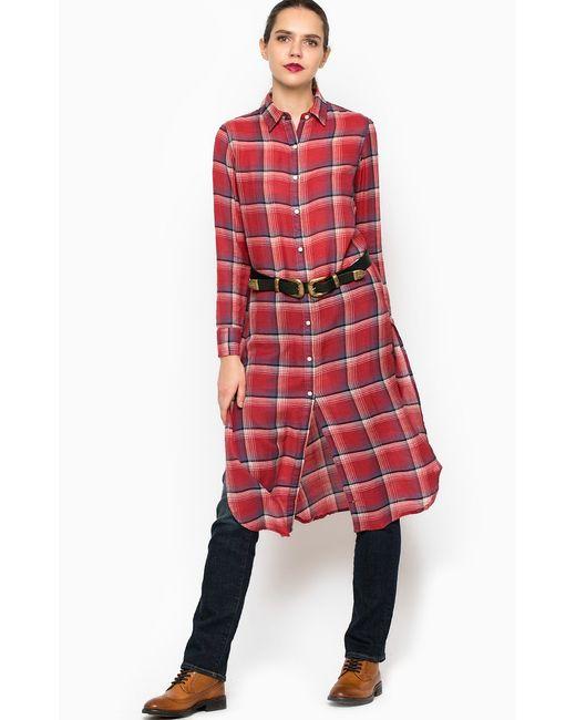 DS Ralph Lauren | Женская Красная Туника
