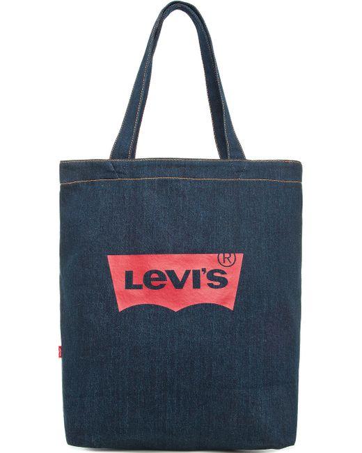 Levi's® | Женская Синяя Сумка Levis