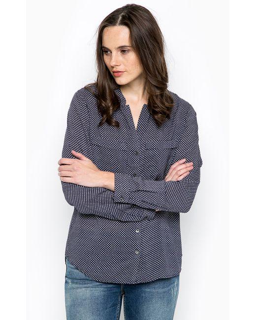 Tommy Hilfiger | Женская Синяя Блуза