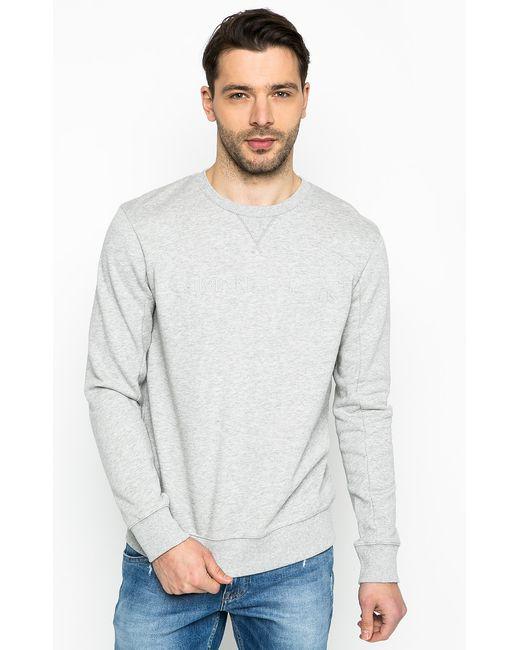Calvin Klein Jeans   Мужские Серые Свитшот