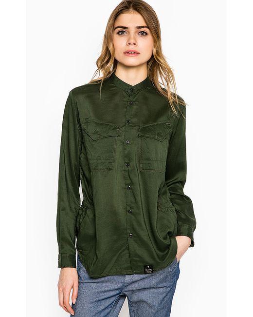 G-Star   Женская Зелёная Блуза
