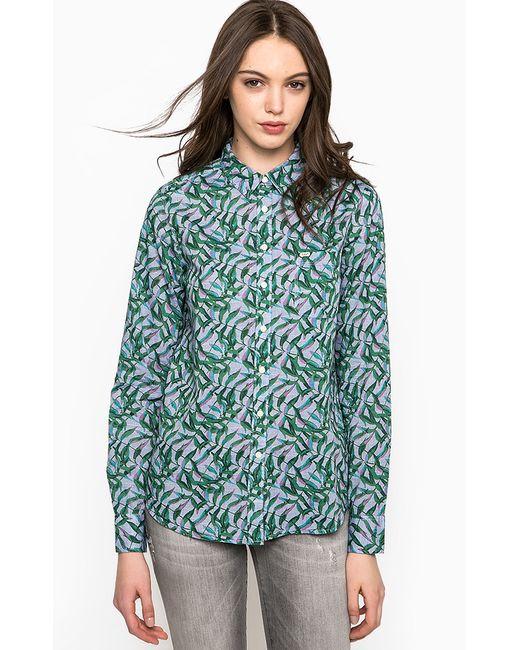 Lee | Женская Многоцветная Рубашка