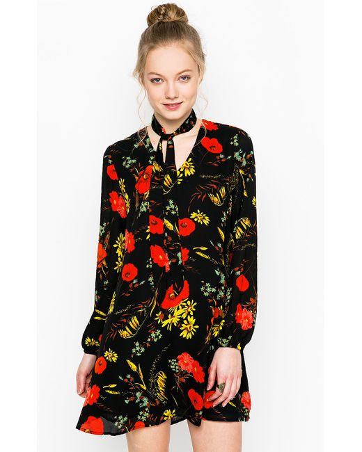 Glamorous   Женское Цветочное Платье