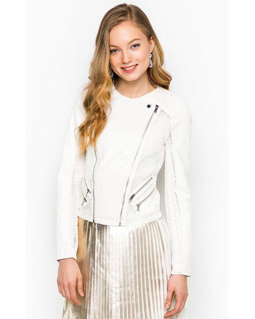 Guess | Женская Белая Куртка