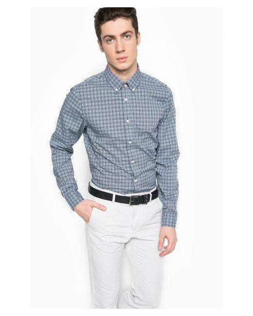 Tommy Hilfiger | Мужская Клетка Хлопковая Рубашка В Клетку