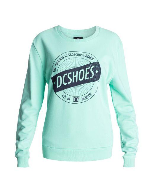 Dcshoes | Женское Stamps Wmn Crew