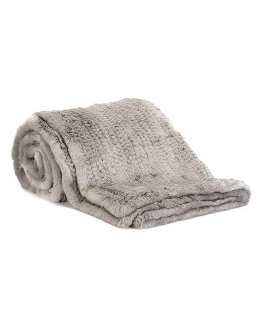 Liska | Серый Blanket