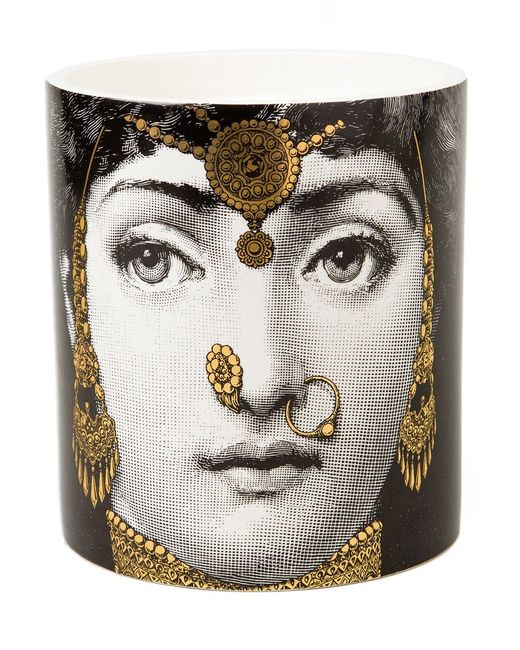 FORNASETTI | Чёрный Leclaireuse Scented Candle