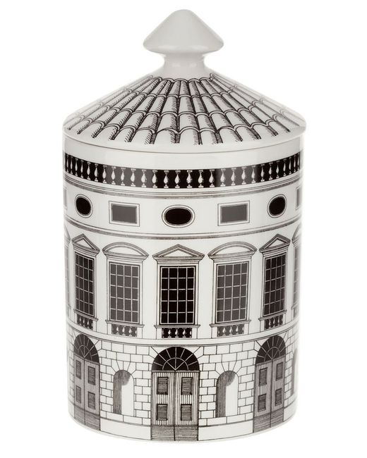 Fornasetti Profumi | Белый Natural Wax Candle