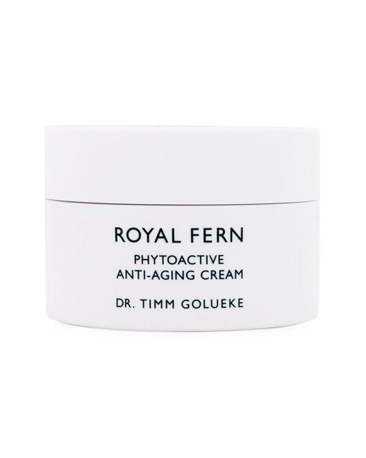 Royal Fern | Белый Phytoactive Anti-Aging Cream
