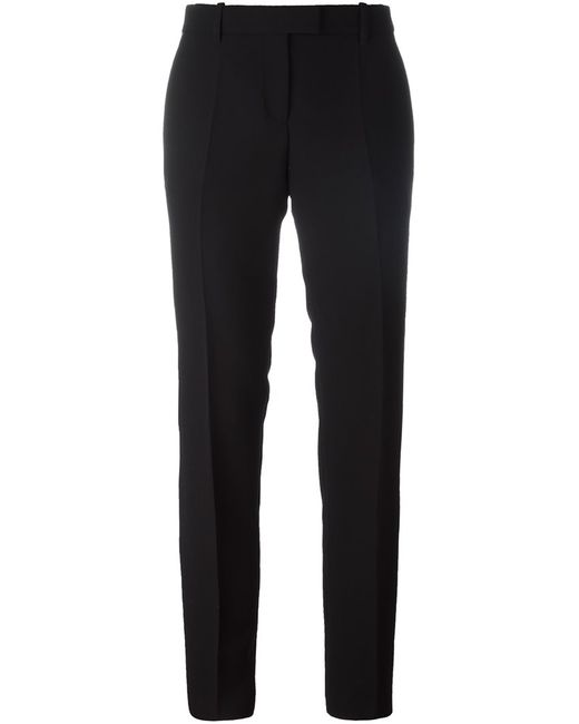 Barbara Bui | Женское Чёрный Long Tuxedo Trousers 36 Silk/Polyester