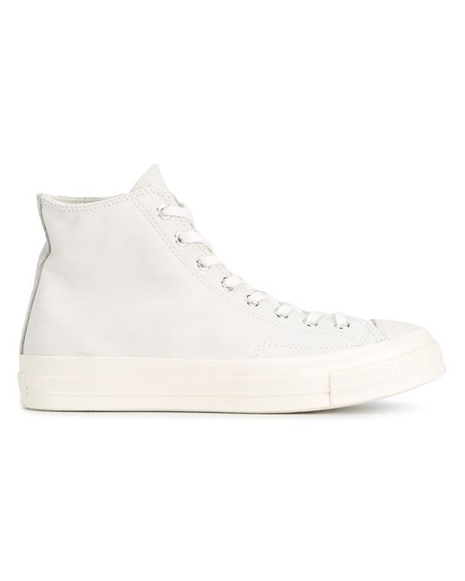 Converse | Мужское Серый All Star 70 Hi-Top Sneakers 10.5 Cotton/Leather/Suede/Rubber