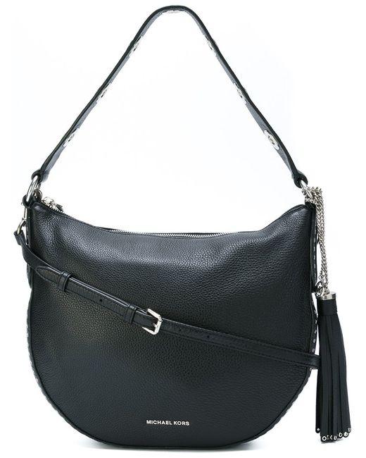 Michael Michael Kors | Женское Чёрный Brooklyn Convertible Shoulder Bag