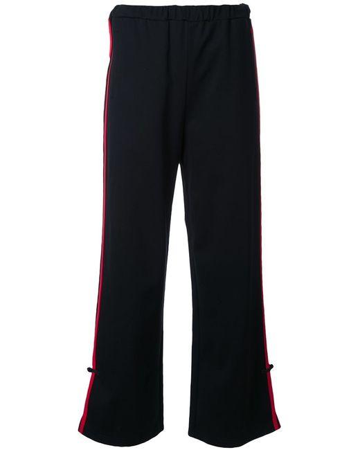 Growing Pains | Женское Чёрный Side Stripe Track Pants Small Cotton