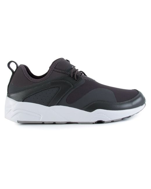 Puma   Мужское Серый X Stampd States Sneakers 28 Leather/Nylon/Artificial
