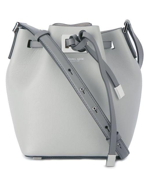 Michael Kors | Женское Серый Small Miranda Bucket Bag