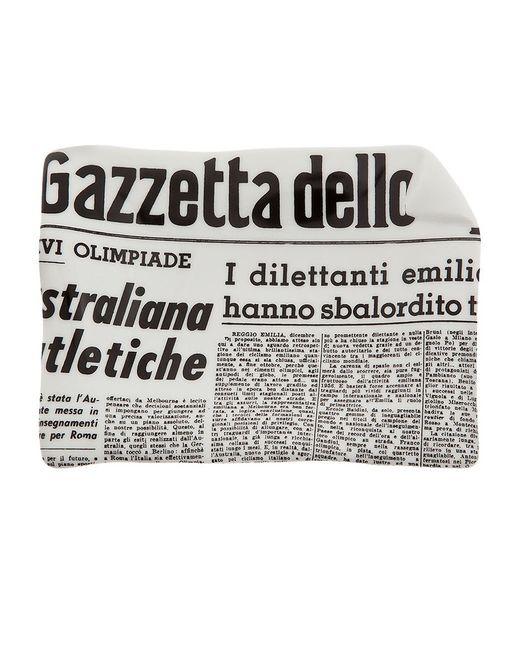 FORNASETTI | Серый La Gazzetta Dello Sport Ashtray