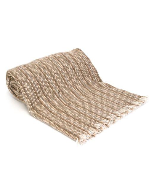 Eleventy   Nude/Neutrals Cashmere Blanket