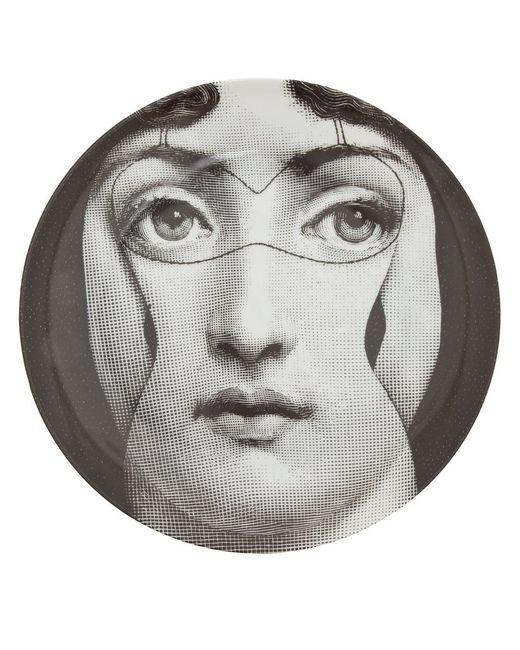 FORNASETTI | Серый Printed Plate