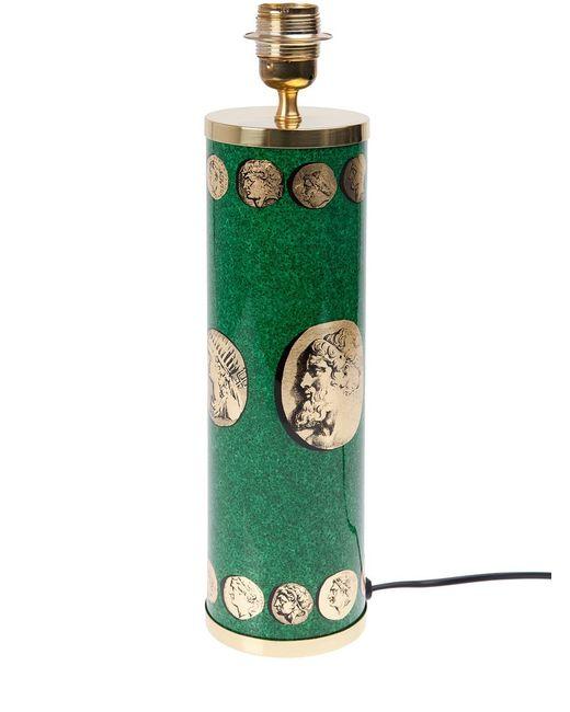 FORNASETTI | Зелёный Cameo Lamp Base