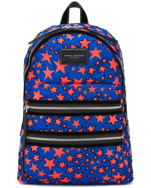Marc Jacobs | Женское Синий Biker Backpack