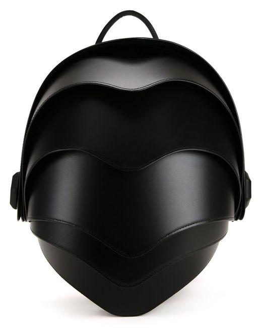 Pangolin | Чёрный Small Born Backpack Leather