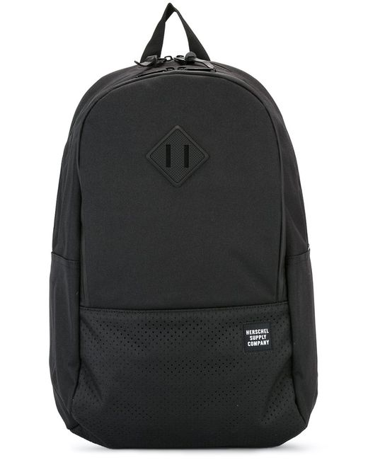 Herschel Supply Co. | Чёрный Nelson Backpack