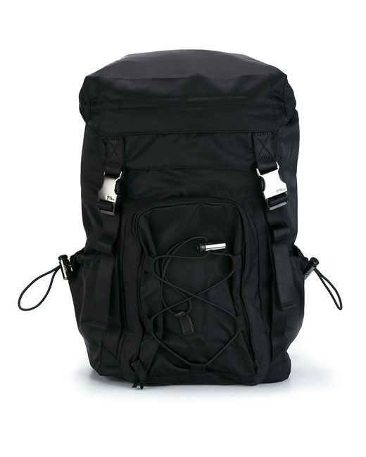 Polo Ralph Lauren | Мужское Чёрный Buckled Backpack Nylon
