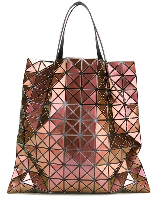 BAO BAO ISSEY MIYAKE | Женское Розовый Geometric Shopping Bag