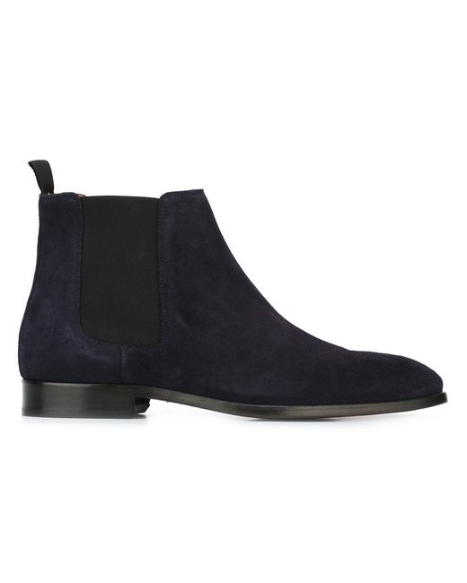 PS PAUL SMITH   Мужское Синий Ps By Paul Smith Gerald Ankle Boots