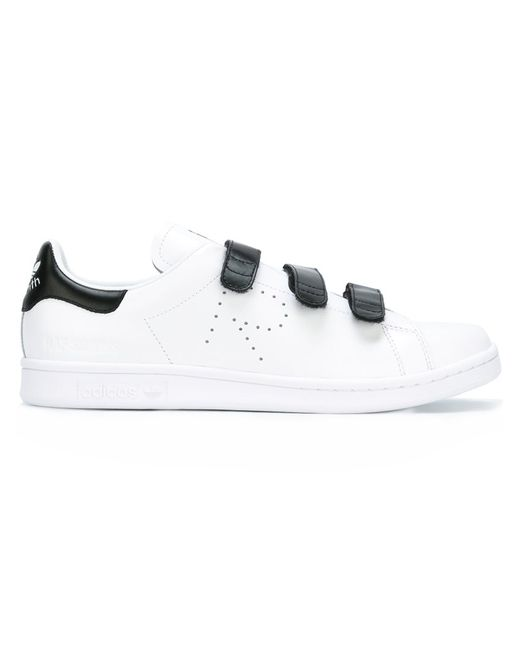 ADIDAS BY RAF SIMONS   Белый Stan Smith Comfort Sneakers Adult Unisex