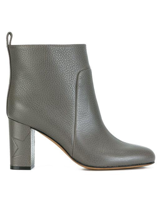Golden Goose | Женское Серый Deluxe Brand Anna Boots 36 Leather