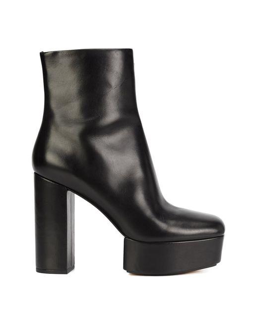 Alexander Wang | Женское Чёрный Cora Ankle Boots 38.5 Leather