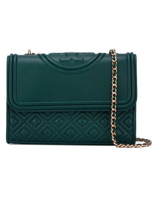 Tory Burch | Женское Зелёный Fleming Cross Body Bag