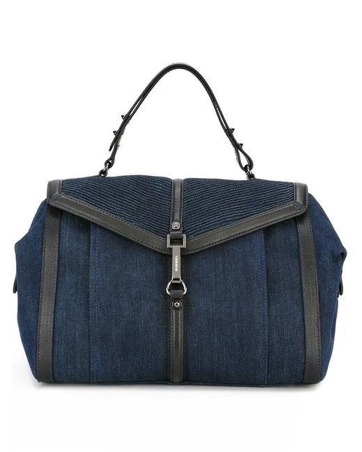 Diesel | Женское Синий Flap Closure Tote Bag
