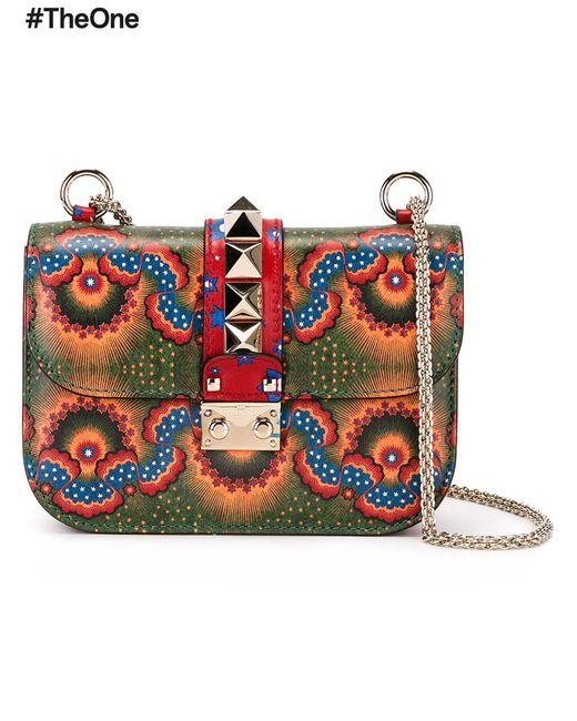 Valentino | Женское Glam Lock Volcano Shoulder Bag
