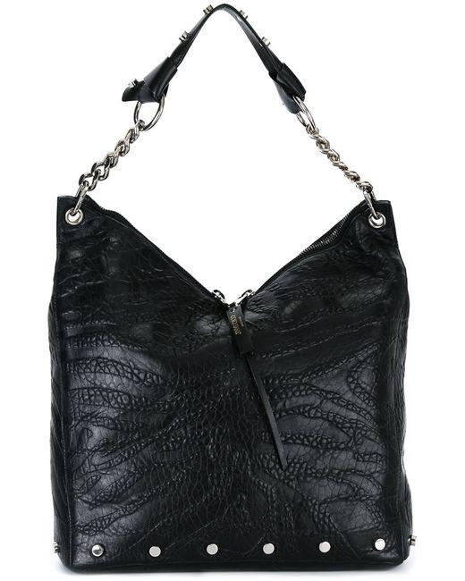 Jimmy Choo | Женское Чёрный Raven Shoulder Bag