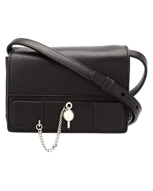 Anthony Vaccarello | Женское Чёрный Mini Crossbody Bag