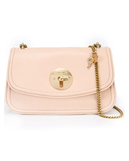 See By Chloe   Женское Nude/Neutrals See By Chloé Lois Shoulder Bag