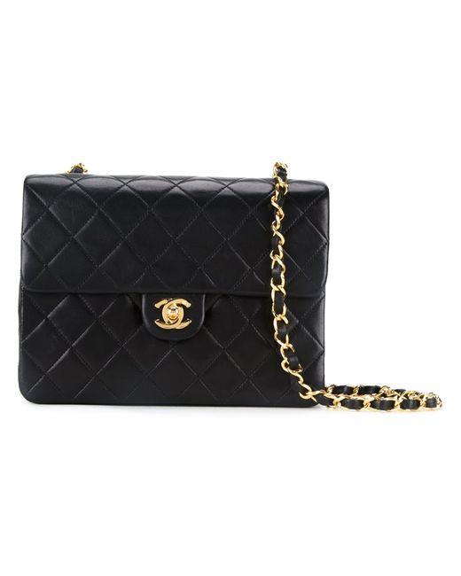 Chanel Vintage | Женское Чёрный Mini 2.55 Shoulder Bag