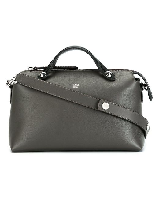Fendi   Женское Серый Small By The Way Tote