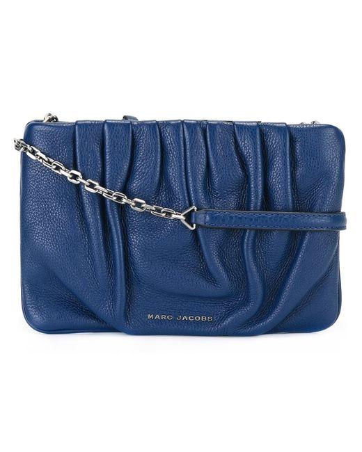 Marc Jacobs | Женское Синий Gathered Crossbody Bag