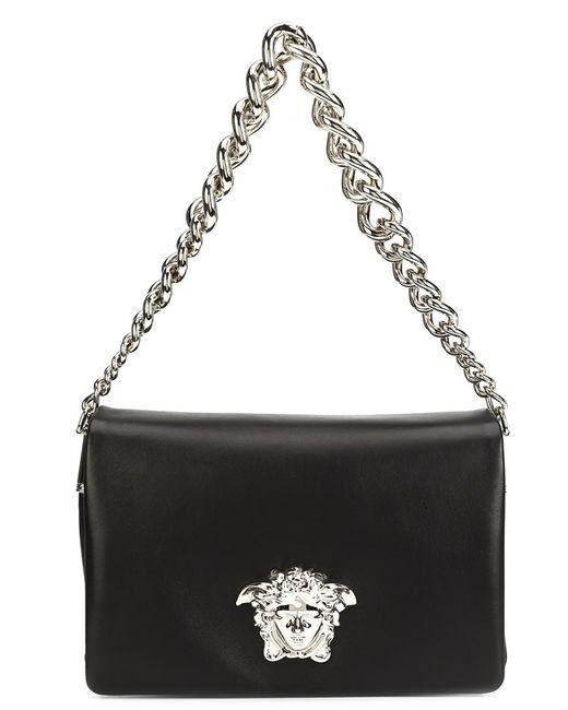 Versace | Женское Чёрный Palazzo Medusa Sultan Bag