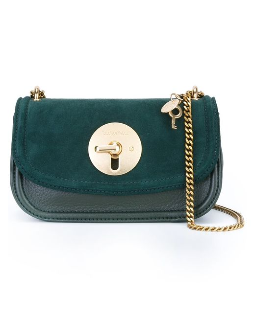 See By Chloe | Женское Зелёный See By Chloé Small Lois Crossbody Bag