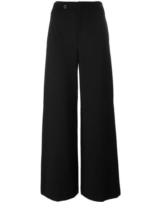 Polo Ralph Lauren | Женское Чёрный Straight Leg Trousers 8 Nylon/Spandex/Elastane/Viscose