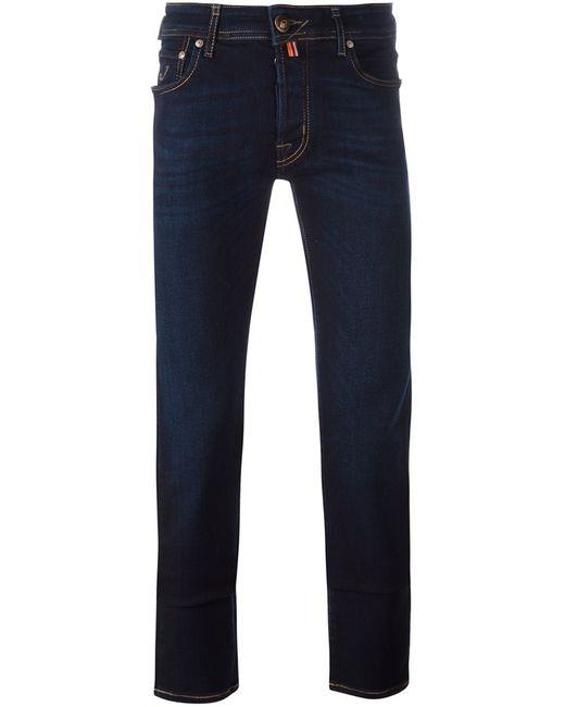 Jacob Cohёn | Мужское Синий Jacob Cohen Slim Fit Jeans 38 Cotton/Polyester/Spandex/Elastane