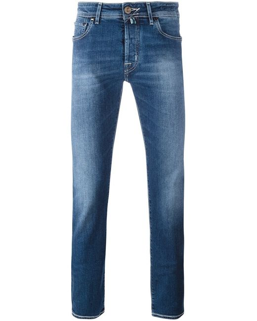 Jacob Cohёn | Мужское Синий Jacob Cohen Slim Fit Jeans 35 Cotton/Spandex/Elastane