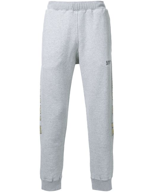 Black Eye Patch   Мужское Серый College Pants Xl Cotton